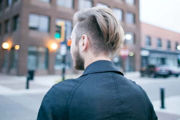 How to cut your own hair with clippers and hair trimmer men self haircut & tips