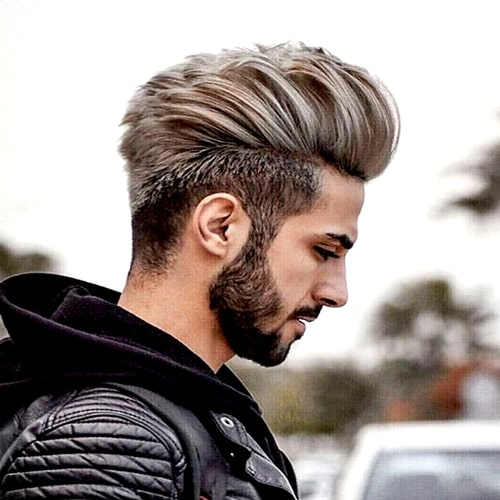 Faux mohawk Hairstyle, short haircuts for men, short mens haircuts, mens short haircuts, mens hairstyles short, short male haircuts