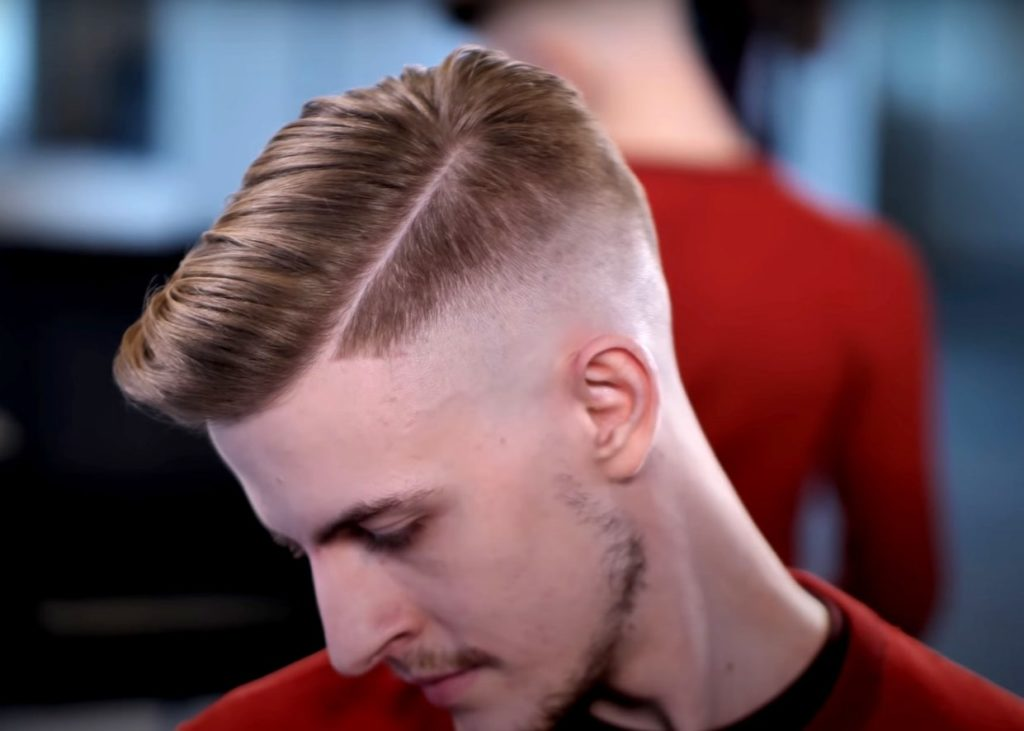 short side part hairstyles, very sexy hairstyle, short length hairstyles men, mens new short hairstyle