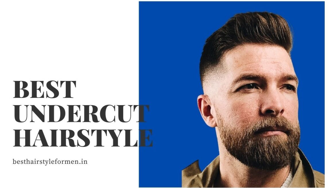 25 Undercut fade Hairstyle for Men Photo 2020