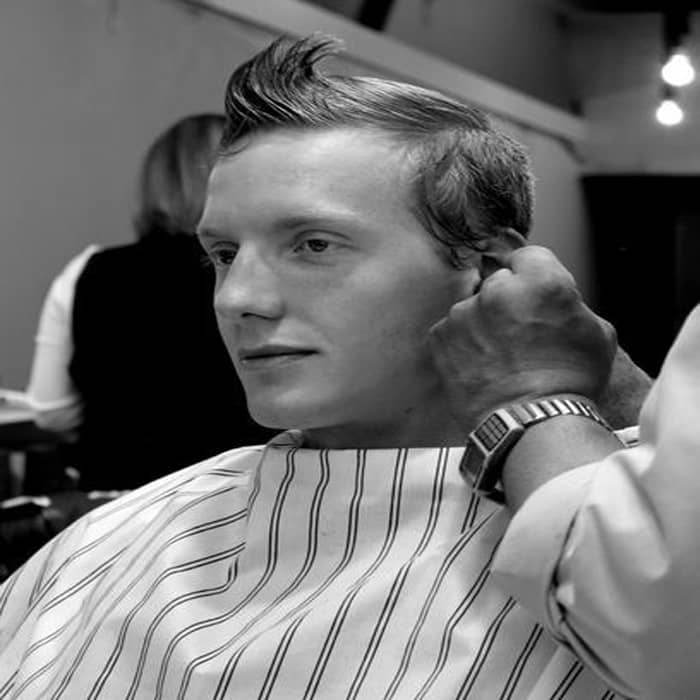 Retro hairstyles for men, hairstyles for Indian men
