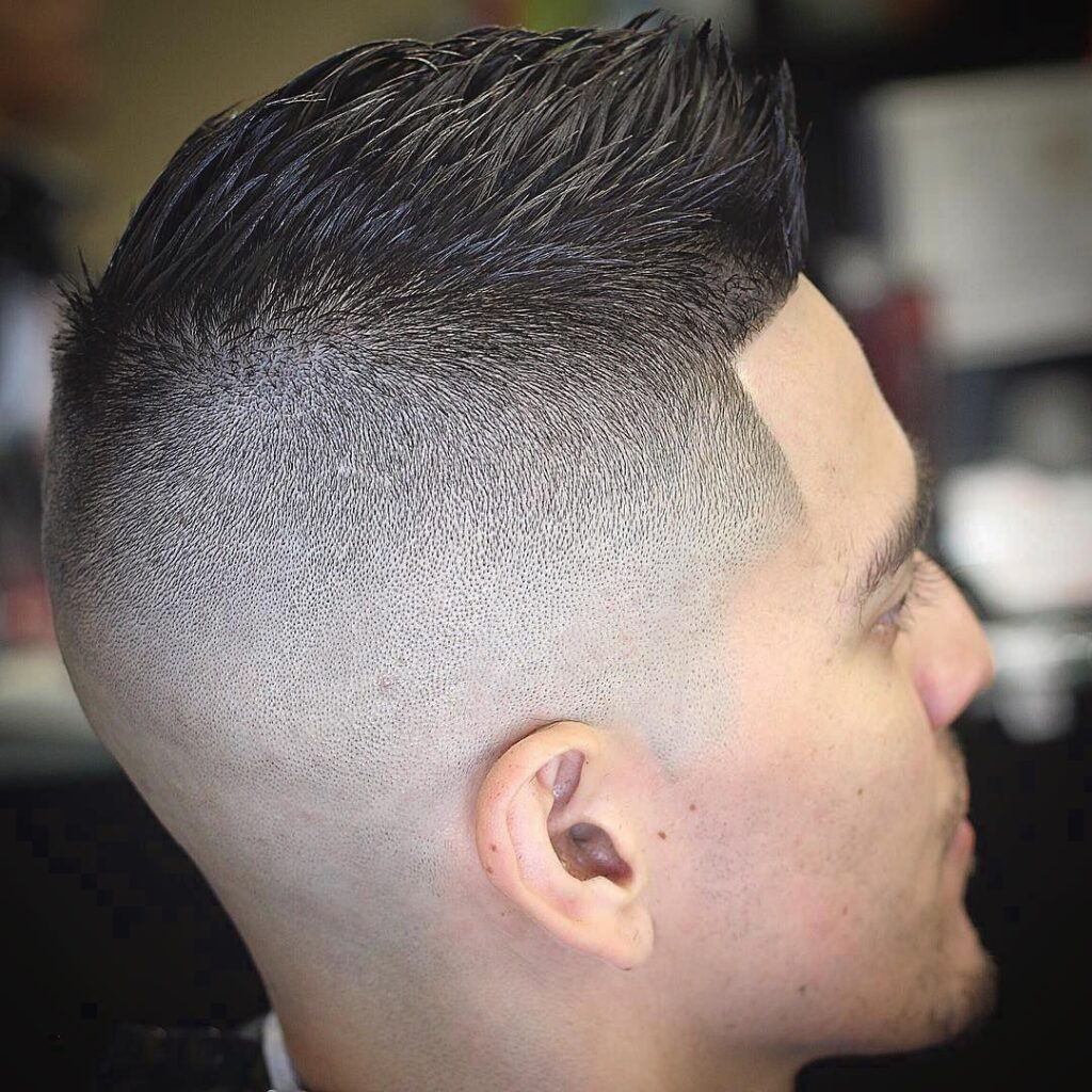 Classic Short with High Fade