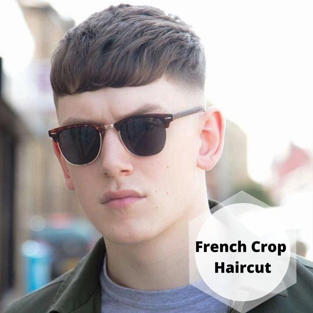 French Crop Haircut + Styling Guide