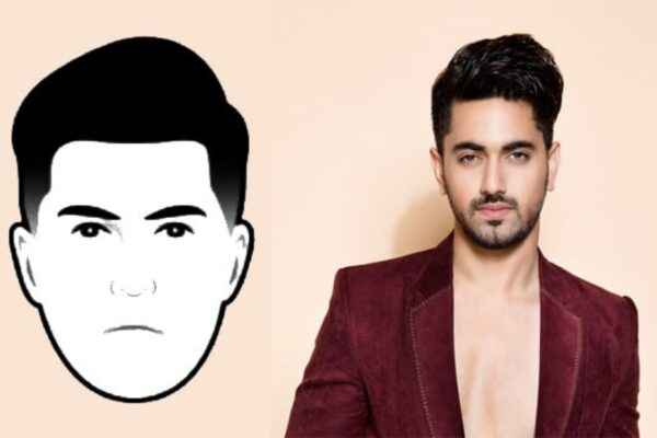 The Right Haircut For Your Oval Face hairstyle men