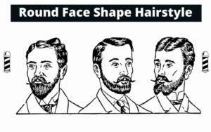 round face hairstyle men