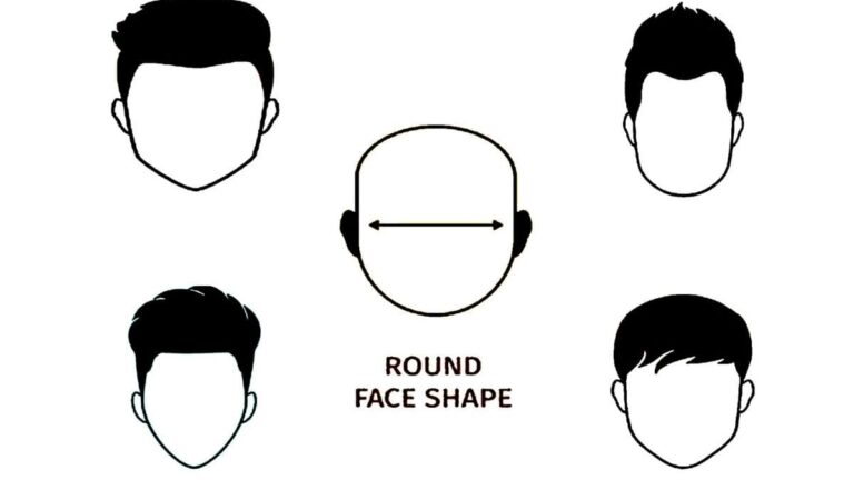 Best Hairstyles For Men With Round Face 2021